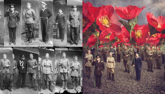 Fotografías de la Primera Guerra Mundial como nunca antes las habías visto