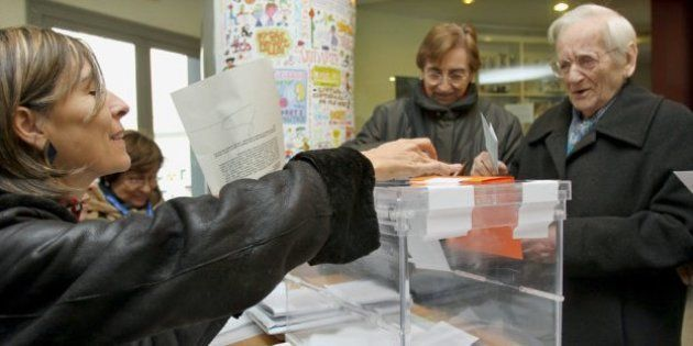 La Generalitat declara desierto el concurso para comprar las 8.000 urnas del