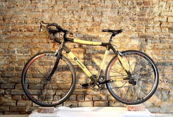 HeroBike, la bicicleta de bambú que ayuda a tu vecino