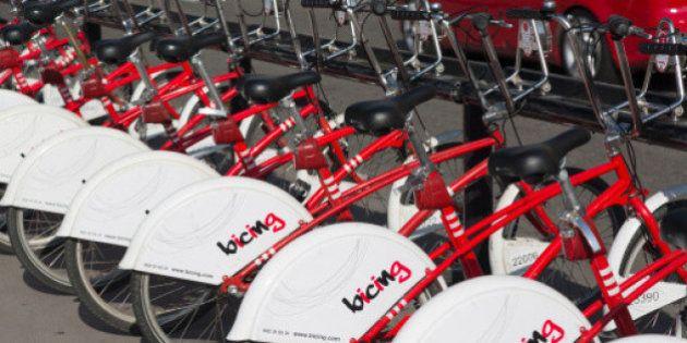 BiciMAD: Las bicis de alquiler públicas llegarán a Madrid en