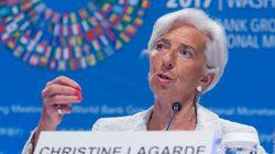 """El FMI califica de """"improbable"""" la proyección de crecimiento de"""