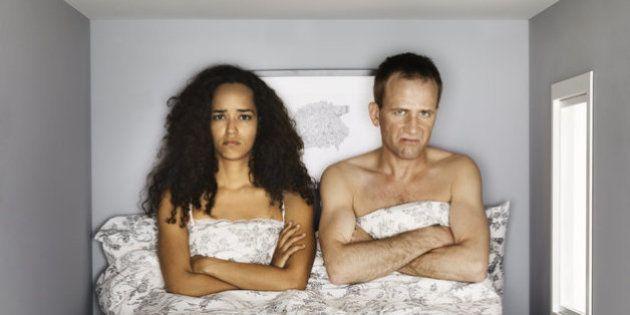 Estas 12 parejas duermen en camas separadas y aquí está el