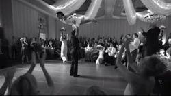 Estos novios se estrenan con 'Dirty Dancing'... y lo clavan
