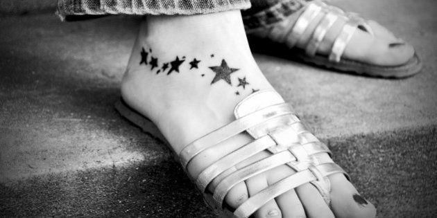 Esta es la parte del cuerpo que te tatuarás en