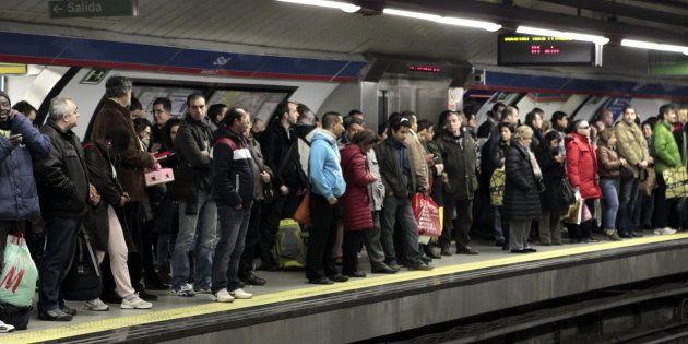 Huelga de Metro de Madrid de miércoles a domingo: guía para no