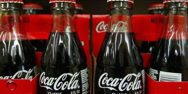 Coca-Cola prevé reducir un 12% el azúcar de sus bebidas hasta