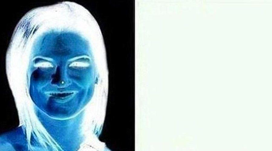 Una mujer y dos caras: la nueva ilusión óptica que te hará alucinar en
