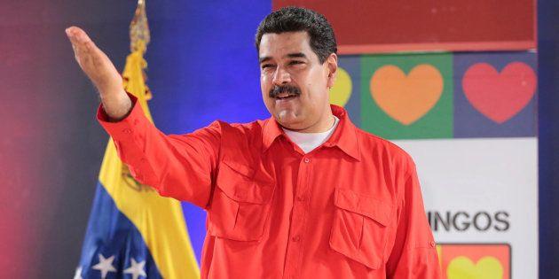 Maduro asegura que, si la revolución