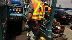 Un descarrilamiento en el metro de Nueva York provoca 34 heridos y desata el caos en hora