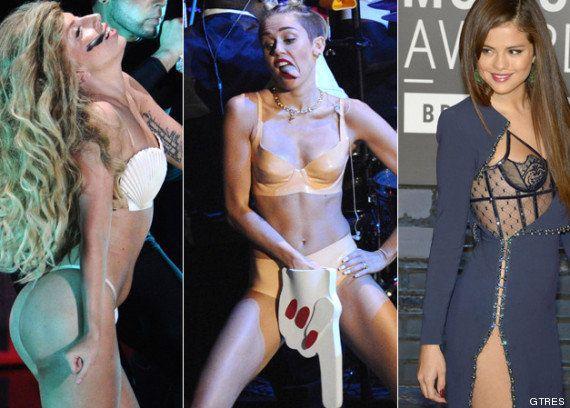 MTV Video Music Awards: alfombra roja de los premios