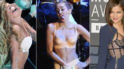 No es un desfile de Victoria's Secret, son premios de la MTV