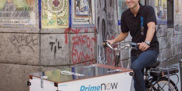 Amazon Prime Now y DIA se alían para ampliar la compra
