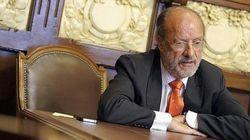 León de la Riva, candidato del PP en Valladolid a un mes de su