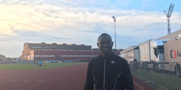 """Rudisha: """"En Kenia los corredores somos referentes para los"""