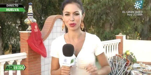 Una reportera clama contra Canal Sur por su despido al quedarse