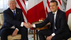 Trump acepta la invitación de Macron y viajará a Francia el 14 de