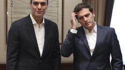 Sánchez y Rivera crearán un espacio de diálogo para la reforma