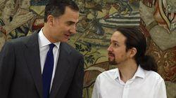 El tirón de orejas de Pablo Iglesias a Felipe VI por no saber leer a