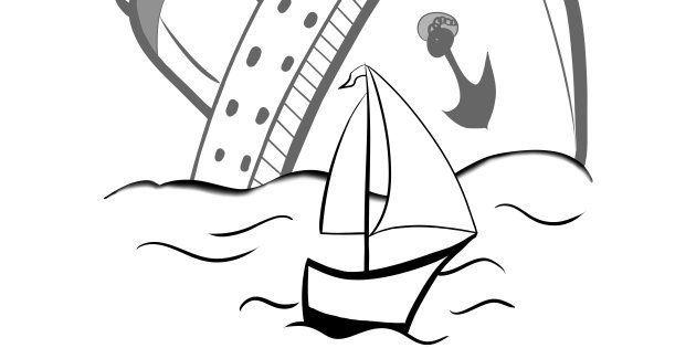 La fábula del velero y el