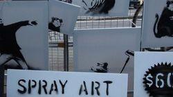 ¿Cuánto vende Banksy cuando no firma sus obras? Una pista: poco