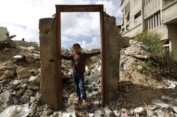Un palestino vende,