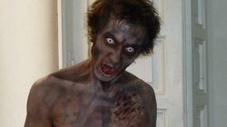 Cómo maquillarse como un zombi (FOTOS,