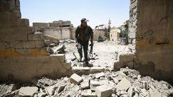 Las fuerzas iraquíes anuncian haber retomado la mezquita de Mosul desde la que el Estado Islámico proclamó el