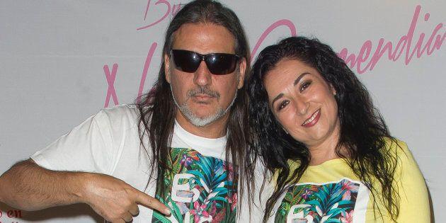 Dionisio Martín Lobato y María de los Ángeles Muñoz Dueñas, el dúo