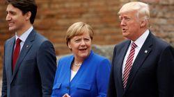 Merkel se ensaña con Trump antes de la cumbre del