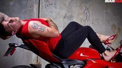 ¿Y si los anuncios de motos los protagonizasen hombres?