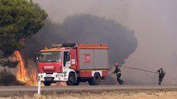 Los bomberos denuncian que no se activó el personal suficiente en el incendio de