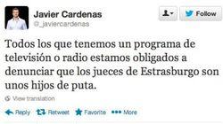 Javier Cárdenas: