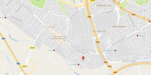 Un hombre de 35 años, detenido en Paterna por matar presuntamente a sus