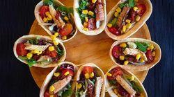 33 recetas de cenas veraniegas llenas de color y