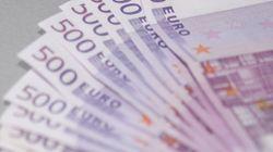 Los billetes de 500 euros tienen los minutos