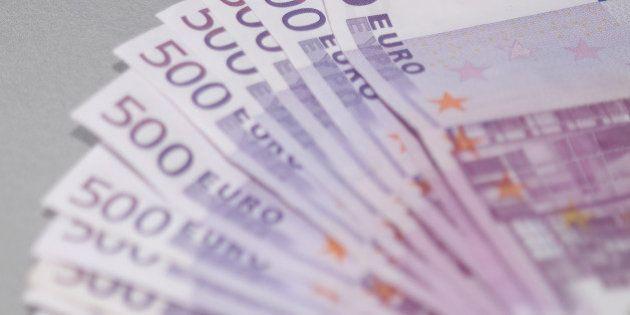 80,9 millones de billetes de 500 euros están en circulación en