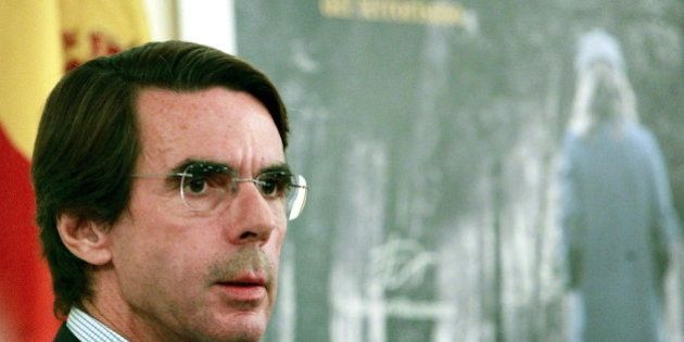 Aznar admite que el CNI no avaló que ETA estuviera detrás del