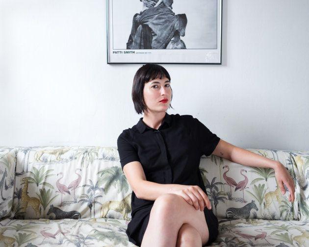 Uno de las mujeres retratadas por Sara Merec en 'Isla
