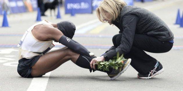 Geoffrey Mutai gana: el otro Maratón de Nueva York
