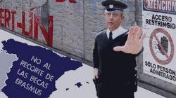 'El muro de Wertlín': La nueva campaña de Juventudes