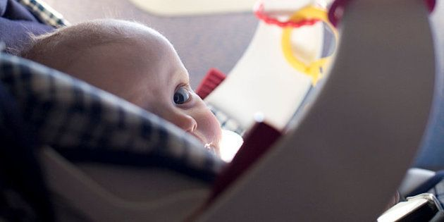 Detenidos dos septuagenarios en Málaga por comprar un bebé por 100.000