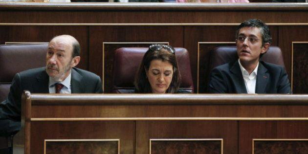 Soraya Rodríguez y López Aguilar escuchan peticiones de compañeros para