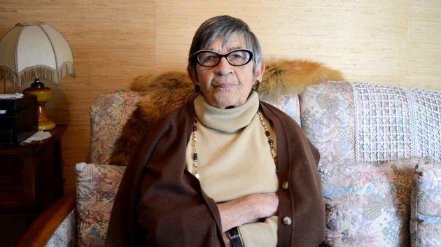Ginette Kolinka, 92