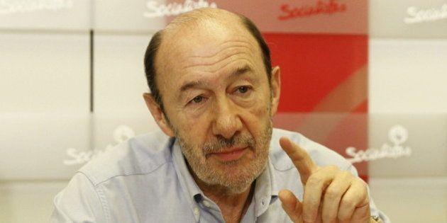 Rubalcaba, convencido de que en 2014 se confirmará el