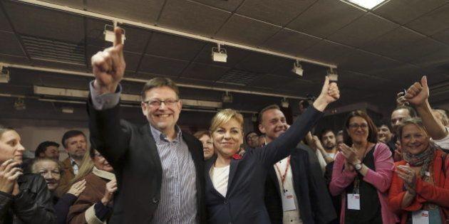 Ximo Puig gana las primarias del PSOE valenciano y será el candidato a la