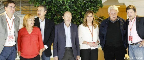 Lo que dejó la Conferencia Política del PSOE: De Rubalcaba al poder de