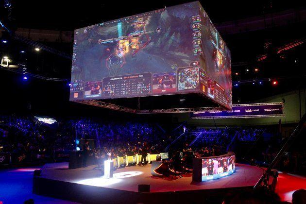 Gamergy 2017: el desbordante éxito de los 'eSports' en