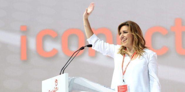 Susana Díaz descarta presentarse a las primarias del