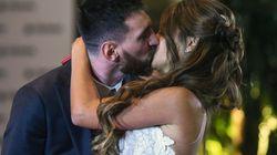 La boda de Leo Messi y Antonella Rocuzzo