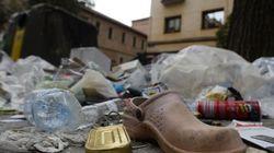 La huelga de limpieza de Madrid no tiene visos de acabar: la ciudad está así